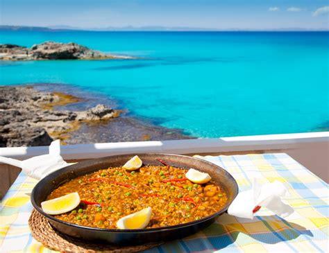island cuisine formentera