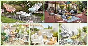 Jardin Et Balcon : jardin balcon et terrasse 5 id es piqu es chez maisons ~ Premium-room.com Idées de Décoration