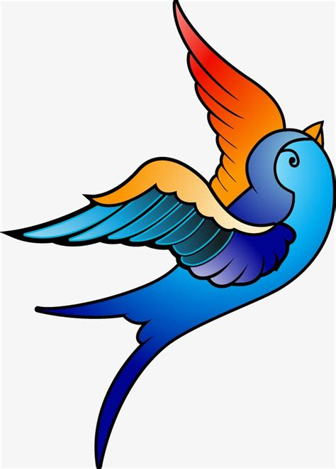 bird colors colored bird bird clipart color birds png and vector