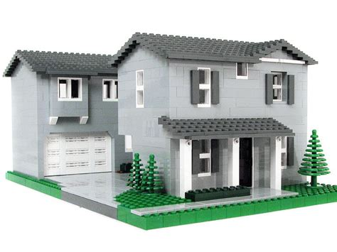 Moderne Lego Häuser by 185 Best Images About Lego Houses Buildings On
