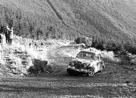 13 Rac Rallye (gb). 13 Eliminacja. 8-12.11.1964r