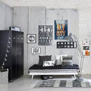 idee deco chambre garcon blog deco clem around the corner With idee deco chambre garcon ado