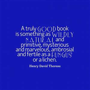 21 Best Henry D... Thoreau Book Quotes