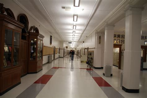 north salem high school  flooring  lighting