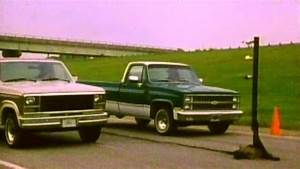 U00bb 1981 Chevrolet Pickup Dealer Training Video  U2013 Vs  Ford F150