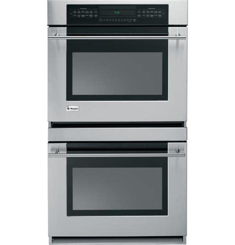 ge monogram  built  electric double oven zetsmss ge appliances