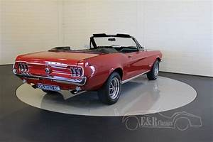 Ford Mustang Convertible 1968 for sale at ERclassics