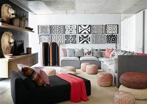 Wohnzimmer im ethno stil for Ethno stil wohnen