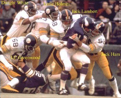 The Steel Curtain Steelers by Sports And Such Best Nicknames In Sports Volume Vi