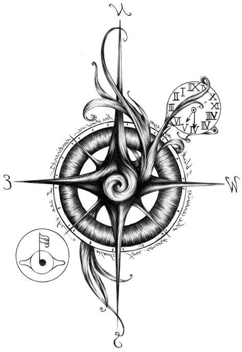 Pin by Mark Knights on Tattoo's I Like | Compass rose tattoo, Tattoos, Shoulder tattoo