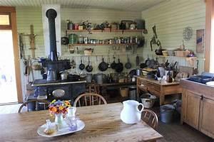 1880s Kitchen Rabinowitz Flickr