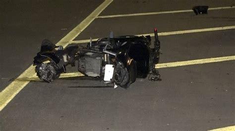 Motorcycle Fatal Crash On Ih-45