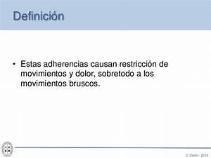 Definicion De Capsulitis Adhesiva Pdf