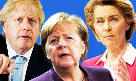 EU bias exposed? Germany broke international law but was ...