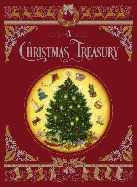 A  Ee  Christmas Ee   Treasury Barnes Noble Collectible Editions