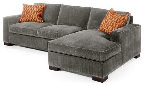 gray corduroy sectional sofa sofa corduroy ikea kivik 3 seat sofa with grey brown soft