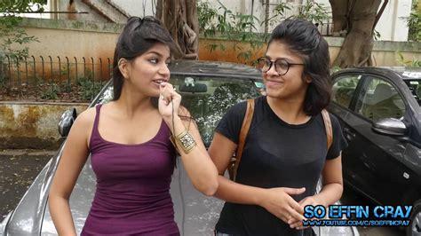 Mumbai Girls On Kissing Guys With Beards Clipzuicom