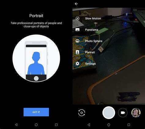 How To Get Portrait Mode On Nexus 6p And Nexus 5x
