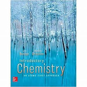 Introductory Chemistry  An Atoms First Approach 1st