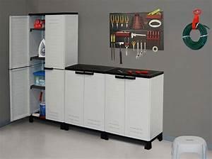 Meuble De Garage : meuble rangement garage atelier ~ Melissatoandfro.com Idées de Décoration