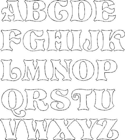 alphabet letters  bubble writing  world  printables
