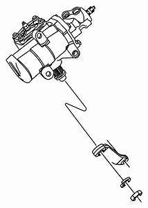 2004 Dodge Ram 3500 Gear  Power Steering  Used For  Rack