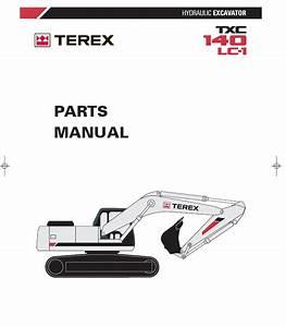 Terex Tx U0421 140lc