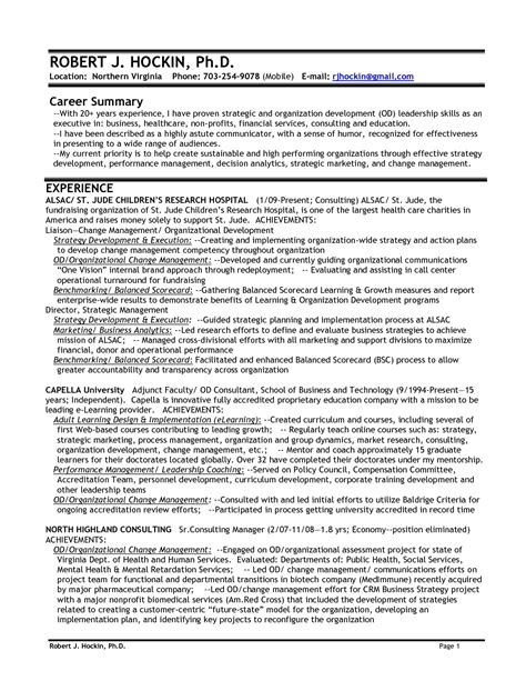 21493 resume exles for executives how to write