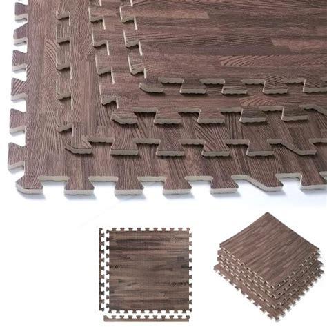 Interlocking Foam Flooring by Interlocking Foam Wood Flooring Safety With Style Funk