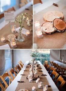 Tischdeko Mit Holz : geerdet tischdeko mit baumwolle und holz fr ulein k sagt ja hochzeitsblog torten hochzeit ~ Eleganceandgraceweddings.com Haus und Dekorationen