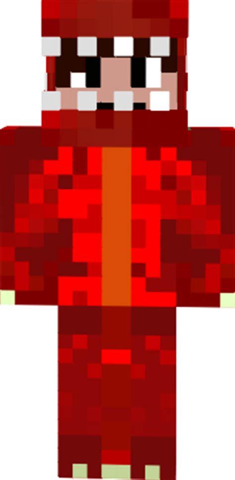 red dino costume nova skin