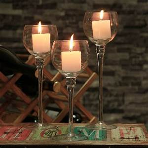 Crystal, Candle, Holder, Glass, Decorative, Wedding, Candles, Candleholder, Wedding, Home, Bar, Party