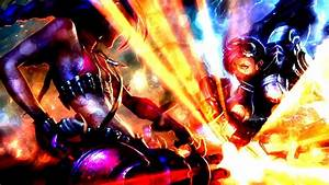 Jinx vs Vi - League Of Legends by RubyRose0964 on DeviantArt
