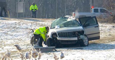 children die  maryland car crash state police