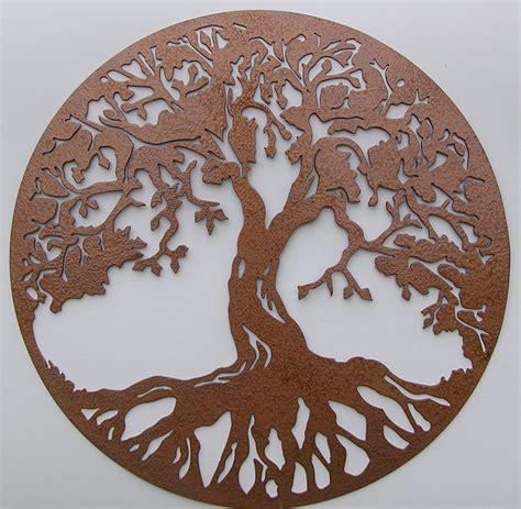 Tree of Life Metal Wall Art   Cedar Rapids Marketplace