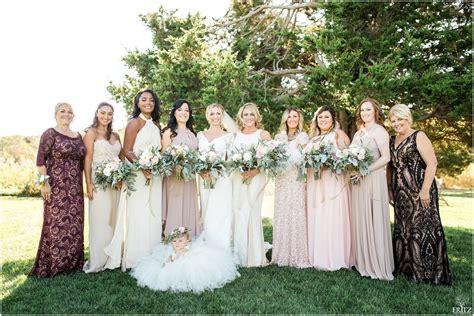 Stunning Wedding At Saltwater Farm Vineyard In Stonington Ct