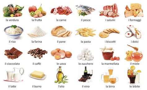 phrase cuisine food words list with audio and exercises visit