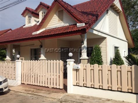 plenary park house  east pattaya house  rent