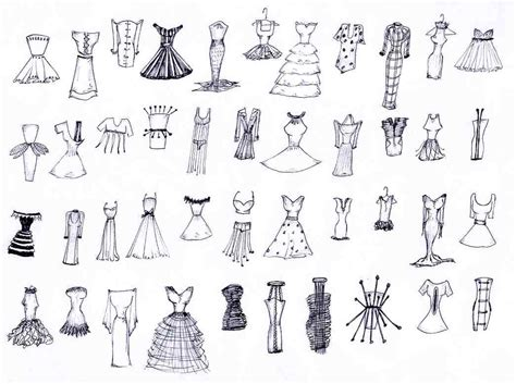Different Kinds Of Dress