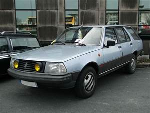 Renault 18 Gtd Type 2 Break 4x4 1984  U00e0 1986