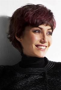 Coupe De Cheveux Femme Courte : coupe cheveux courts boule femme ~ Melissatoandfro.com Idées de Décoration