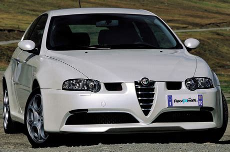 Interni Alfa 147 Gta by Alfa 147 Gta Reportmotori It