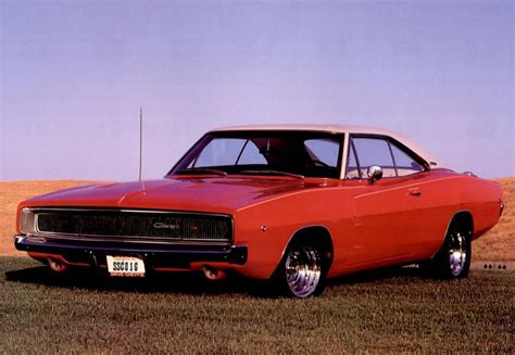 Charger Station Wagon by 68 Dodge Charger American Car Connection From