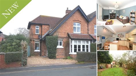 A Traditional Semi Detached Home In The Desirable Village