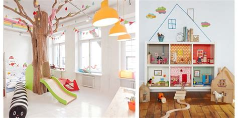 Creative Kids' Playroom Decorating Ideas