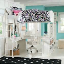 Pottery Barn Teen Furniture by 40 Beautiful Teenage Girls Bedroom Designs For