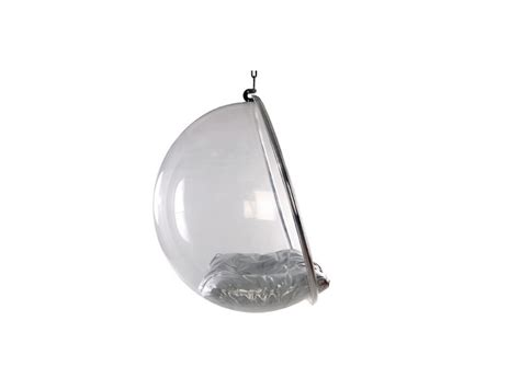 Poltrona Hanging Bubble Chair Da Soffitto