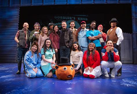 Now, the movie has been transformed … Groundhog Day the Musical - Official Tickets at San Francisco Playhouse