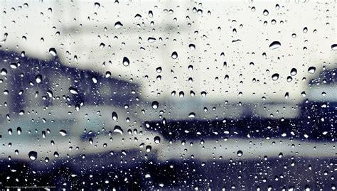Wasser An Fenster by Hintergrund Tropfen Wasser Das Fenster Freie