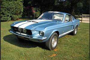 Check Out Original 1967 Shelby GT500 that Rolled into Donut Derelicts - Hot Rod Network